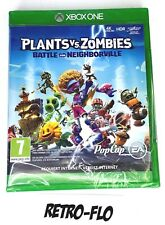 Plants Vs. Zombies Battle For Neighborville - Jeu Microsoft Xbox One - NEUF