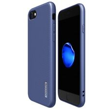"Apple iPhone 8 7 4.7"" NILLKIN ETON TPU Case Hybrid Magnet Sheet Cover Bag Blau"