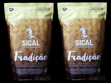 Sical 2 packs Ground Roasted Coffee Tradition 2x 250g Intensity 11 Portugal