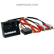 AUDI a3 a4 a6 a8 TT Quadlock pienamente attivo sistema Bose Radio Adattatore Cavo di collegamento