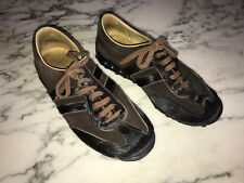 chaussures cuir et peau marron marque LUDWIG REITTER WIEN pointure 41