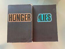 x2 Michael Grant Books: Hunger & Lies