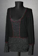 Bandolera women's wool alpaca jumper Size UK 14