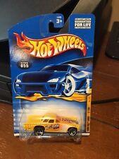 2002 Hot Wheels Turbo Taxi Series '57 T-Bird #55