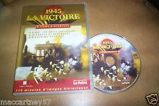 DVD 3 FILMS D'ARCHIVES GUERRE 39-45 la victoire les nazis capitulent