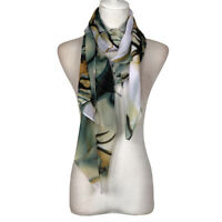 Fashion Attractive Lady Long Wrap Women's Shawl Chiffon Material Scarf Scarves