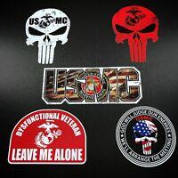 USMC US Marines (5 pack) - Stickers