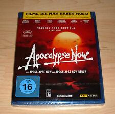 Blu-Ray Disc - Apocalypse Now (Redux) - Marlon Brando - Harrison Ford - Neu OVP