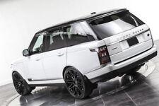 "24"" Wheels For Range Land Rover HSE Sport Supercharge Gloss Black Rims (4)"