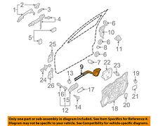 MAZDA OEM 10-13 3 Front Door-Lock Actuator Motor BBM459310E