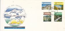 (45193) New Zealand FDC Scenic Issue - 12 June 1985