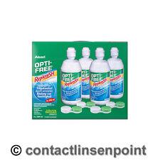 Alcon - Opti Free Replenish - 4x 300ml /4x Behälter 3,13 Euro/100ml