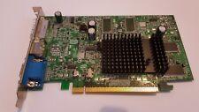 ATI X300 HP 102A3340600 000003 DVI VGA  W/TV PCIe 128M GRAPHICS CARD