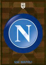 Panini Fifa 365 2020 Sticker 259 - SSC Napoli Logo