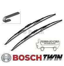 2x Scheibenwischer Bosch 3397118560 Twin 500 Mitsubishi Pajero Sport