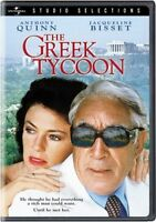 The Greek Tycoon [New DVD] Full Frame, Dolby