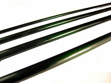 "OLDE FLY SHOP SERIES IM-8 GRAPHITE FLY ROD BLANK 6' 6"" 2WT 4PC GLOSS GREEN"