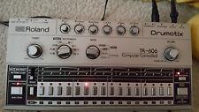 ROLAND DRUMATIX TR 606- TOP FRONT -