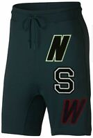 Nike Sportswear NSW Fleece Shorts Green Men's MSRP $75 930248-303 SIze Small