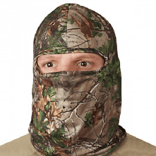Hunter's Specialties HS Scent A-Way Silver Spandex Headnet Realtree XTRA Green!