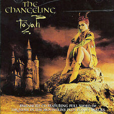 TOYAH - The Changeling (CD, 1999, Connoisseur) Remastered with Bonus Tracks