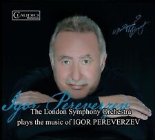 London Symphony Orchestra plays the music of Igor Pereverzev (CD, Apr-2013) NEW