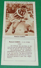 FOOTBALL BISCUITS REM 1958 RAOUL CONTI AS MONACO LOUIS II AGEDUCATIFS PANINI