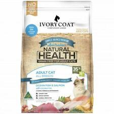 Ivory Coat Cat Food Ocean Fish & Salmon 3Kg