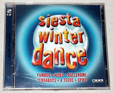 2 CD-Set SIESTA WINTER DANCE (1999)