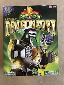 BanDai Legacy Dragonzord Mighty Morphin Power Rangers complete