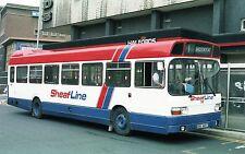 SHEAFLINE CWX669T 6x4 bus photo