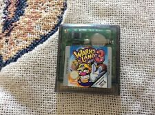 Nintendo  GAME BOY COLOR.. Wario land  3
