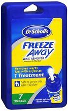 Dr. Scholl's Freeze Away Wart Remover 7 Each