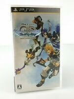 Kingdom Hearts Birth By Sleep - Jeu PSP JAP Japan complet