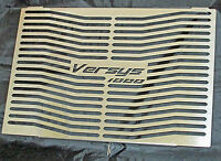KAWASAKI VERSYS KLE1000 (12-17) RADIATOR GUARD, COVER, PROTECTOR, GRILL  K037 L