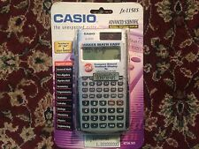 Casio FX-115ES Scientific Calculator   Silver