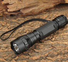 New WF-501B CREE XM-L2 U2 U3 LED 1 Mode 18650 CR123A 1200LM Flashlight UltraFire