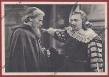 I PROMESSI SPOSI 06 FILM 1941 CINEMA MOVIE - LUX - CAMERINI - MANZONI Cartolina