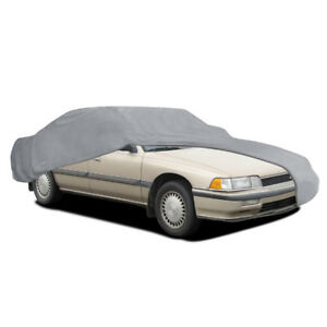 Car Cover for Acura Legend 87-91 Outdoor Breathable Sun Dust Proof Protection