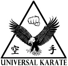 Universal Karate Black Belt Home Study Course.