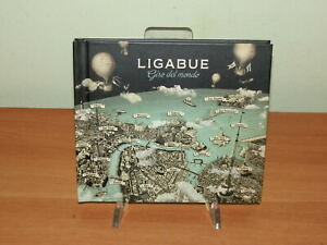 LIGABUE - GIRO DEL MONDO 2CD+1DVD MUSICA USATO SICURO