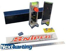 SNIPER V2 INOX 2 magnetico LASER Alignment System-CADET ROTAX X30-KART -