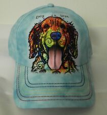 DOG IS LOVE Dean Russo THE MOUNTAIN Baseball Cap TRUCKER HAT NEW W/TAG!
