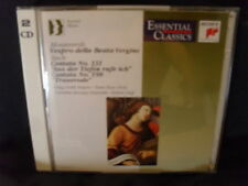 Monteverdi / Bach -Robert Craft  -2CDs