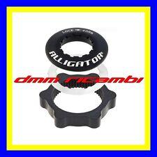 Adattatore disco freno Bici MTB Center Lock modifica 6 fori anteriore posteriore