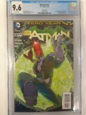BATMAN #24 CGC 9.6 WHITE pages DC GUILAN MARCH VARIANT COVER