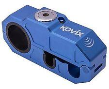 KOVIX BRAKE LEVER LOCK BLUE