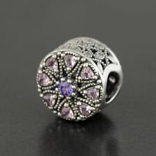 NEW Authentic PANDORA  Shimmering Medallion Multi-Colored 791974NPRMX Charm Bead