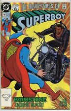 Adventures of Superboy 1990 series # 14 very fine comic book