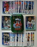 2019 Match Attax UEFA Champions League - Lot of 100 cards + FREE tin